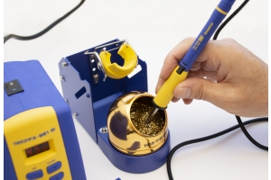 Effective Cleaning & Maintenance of Soldering Tips