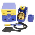 FM-203 Duel Soldering, Desoldering and Rework Station