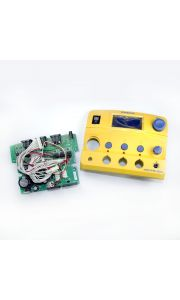 B3679 P.W.B / with front panel and Valve for Temperature control + Display