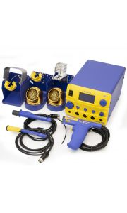 FM-206 Multi-port Combined Soldering, Desoldering and SMD Rework Station
