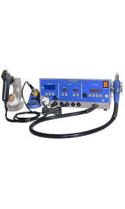 FR-702 Multi-Port Combined Soldering, Desoldering and Rework Station