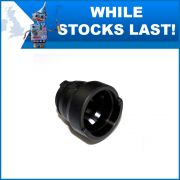 609-041  Iron Receptacle (Bayonet Fitting)