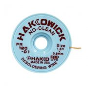 Hakko WICK No Clean 0.9mm x 1.5m Desolder braid