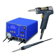 FR-701 Dual Port Desoldering and Soldering Station