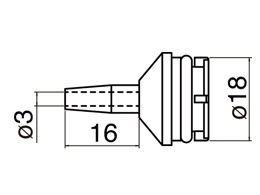 18-N Nozzle
