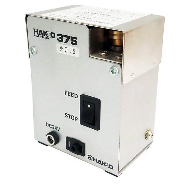 375-05 Compact Solder Feeder for 0.5mm Solder