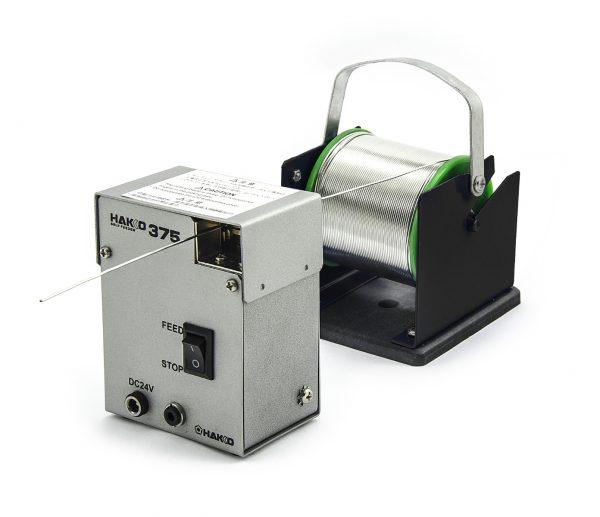 375 Compact Solder Feeder for 0.6mm Solder
