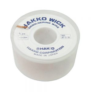 Hakko WICK No.2 1.5mm x 30m Desolder Braid