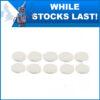 A1611 Ceramic Paper Filters (Pack 10)