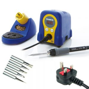 FX888D-SET1 Soldering Station & Tip Set