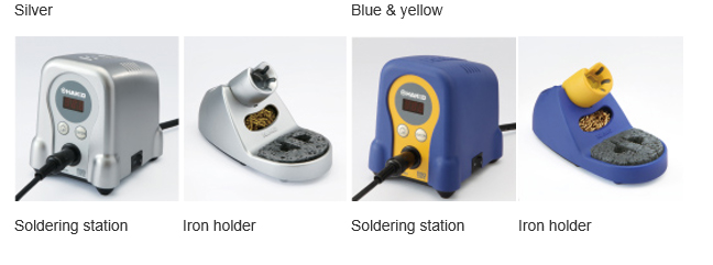 Introducing the HAKKO FX888D-17BY Digital Soldering Station – Reliable digital technology by HAKKO