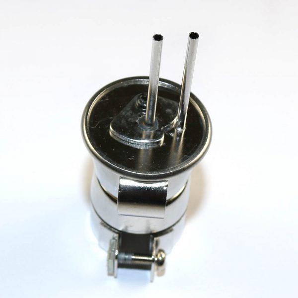 A1325, Dual, 1.5x5-10mm Adjustable Hot Air Nozzle
