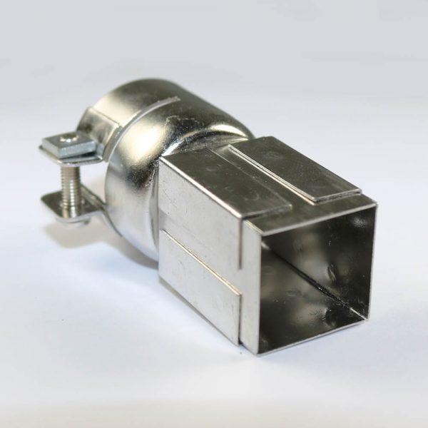 A1473, BGA, 16x16x25(h)mm Hot Air Nozzle