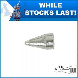 A1500 Desoldering Nozzle 1.0mm for the 815 / 816