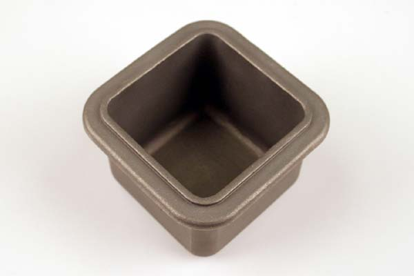 A1539 50 x 50mm Crucible Pot 50mm x 50mm