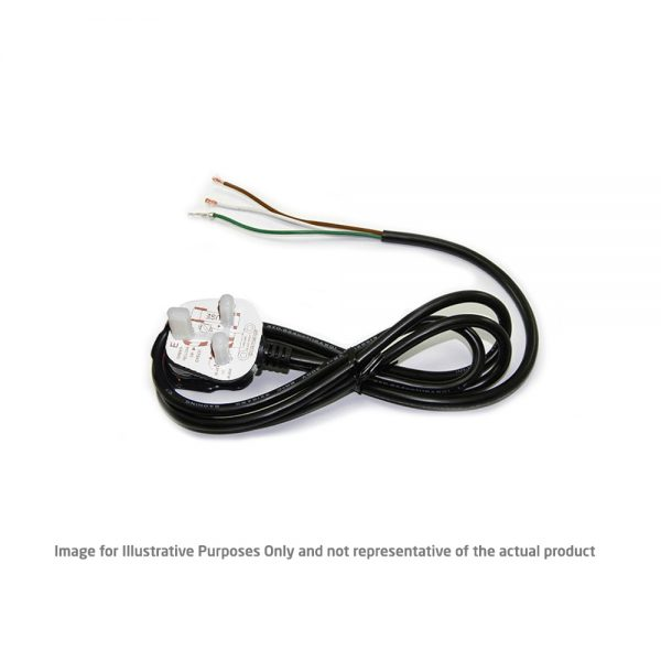 B2087 Power Cord3 Ccore & BS Plug for the 373
