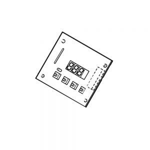 B3297 P.W.B Temperature Control for the FX952