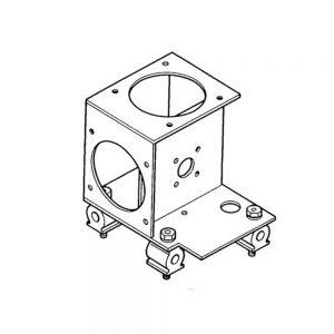 B3429 Pump Frame for HAKKO FM-204