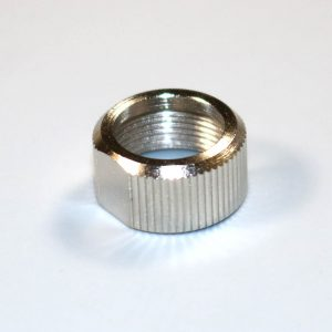 Enclosure nut for the HAKKO FR4101 and HAKKO FR4102