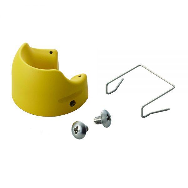 B5216 Iron receptacle with screw