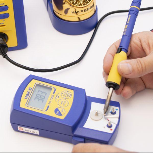 FM2028-01 Soldering Iron Handpiece (Yellow)