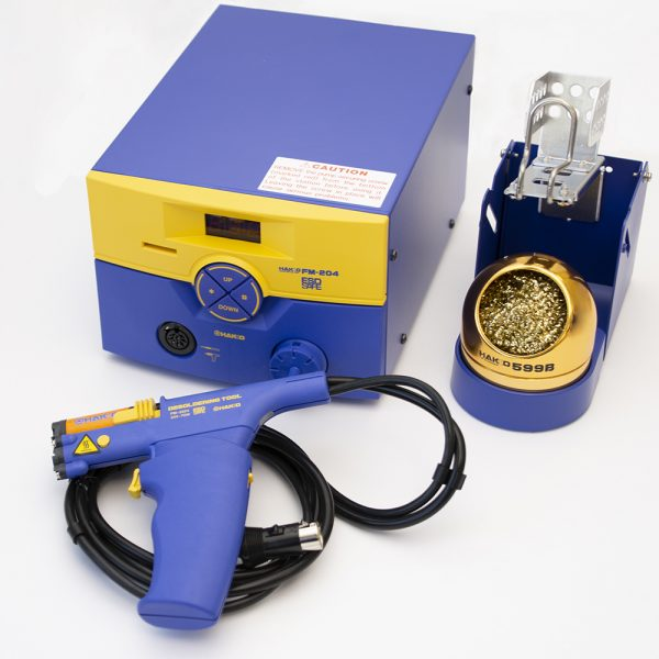 FM204-10 Self Contained Desoldering and Soldering Station