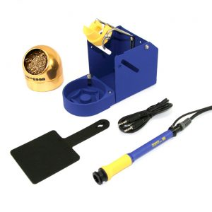 FM2031-02 Nitrogen Heavy Duty Soldering Iron Handpiece with Holder
