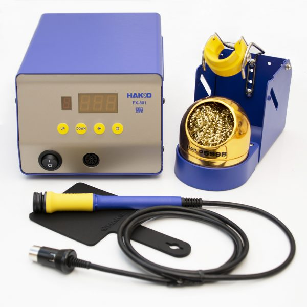 FX-801 Heavy Duty High Power Soldering Station 300W