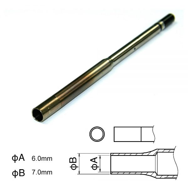 N4-03 6mm Hot Air Nozzle for the FM2029