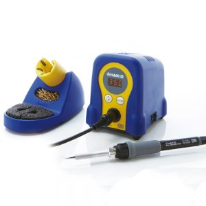 FX888D-17BY Digital Soldering Station Blue/yellow