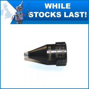 N50-01 Desoldering Nozzle 0.8 mm Slimline