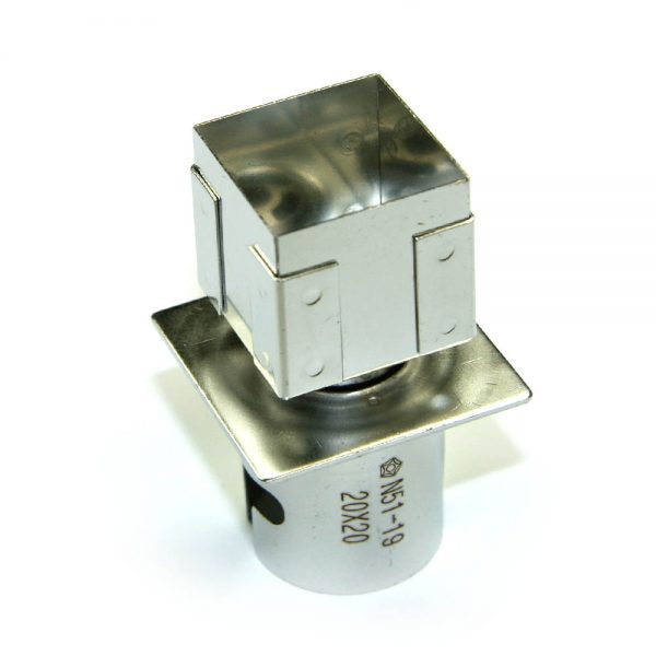 N51-19 BGA Hot Air Nozzle, 20 x 20 mm