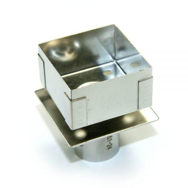 N51-24 BGA Hot Air Nozzle, 35 x 35 mm