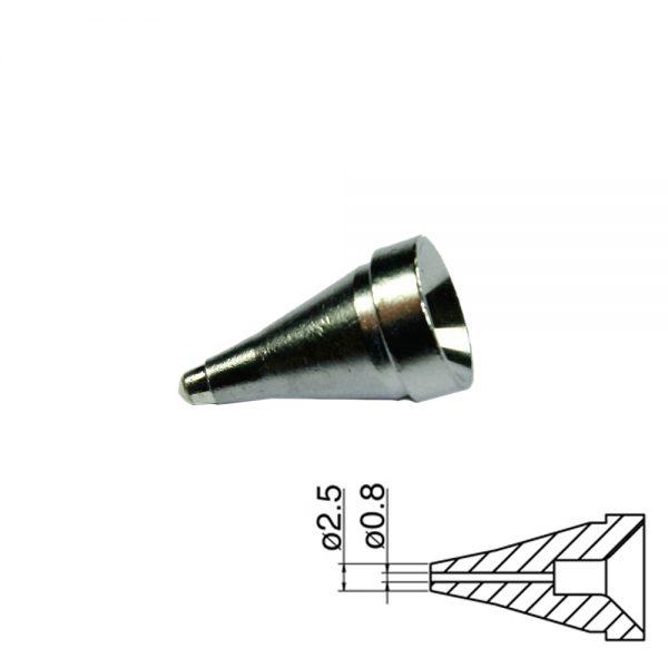 N60-01 Desoldering Nozzle 0.8mm