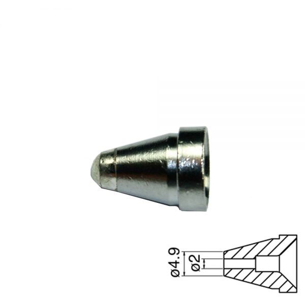 N60-05 Desoldering Nozzle 2.0mm