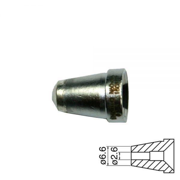 N60-06 Desoldering Nozzle 2.6mm