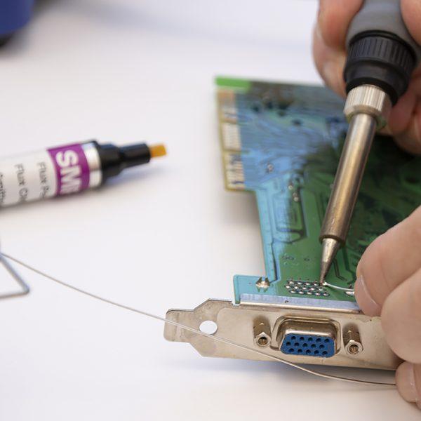 Surface Mount Rework Flux - 12ml Pen pack 5