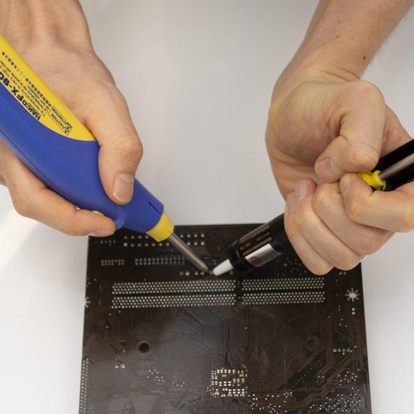 SPPON-18G Manual De-Soldering Pump