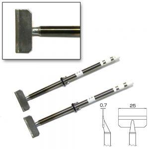 T16-1011 Hot Tweezer Tip for 25mm SOP Components