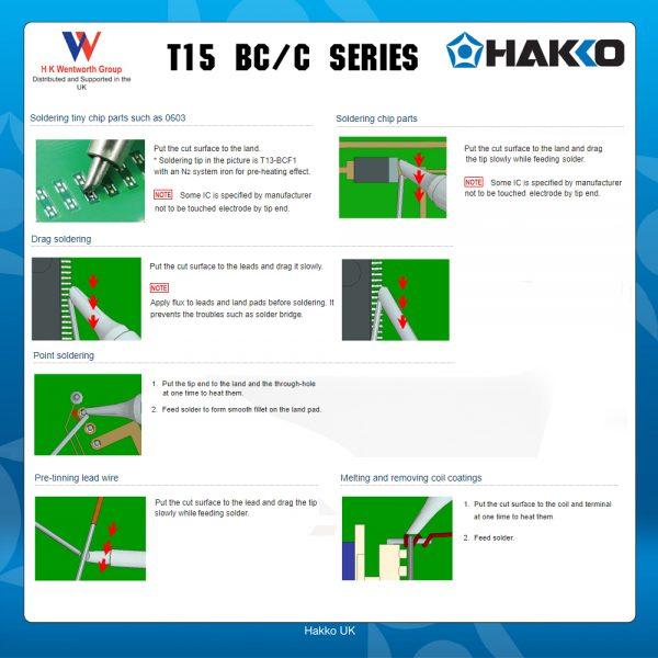 T18-C1 Bevel Tip