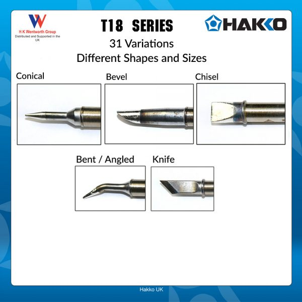 T18-D12 Chisel Tip