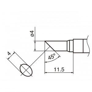 t36-c4 | HAKKO UK Only Authorised distributor