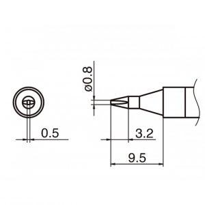 t36-d08 | HAKKO UK Only Authorised distributor