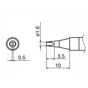 t36-d16 | HAKKO UK Only Authorised distributor