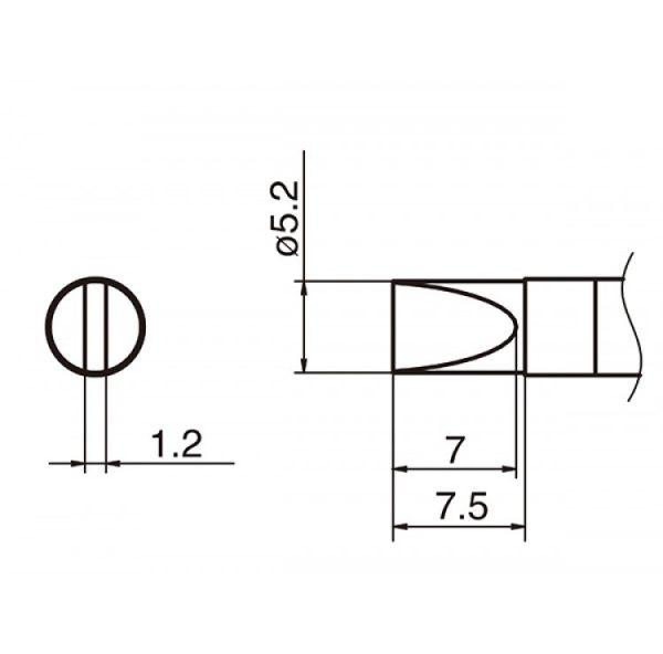t36-d52 | HAKKO UK Only Authorised distributor