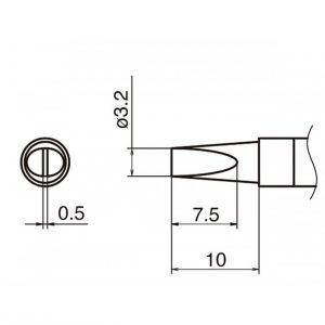 t36-dl32 | HAKKO UK Only Authorised distributor