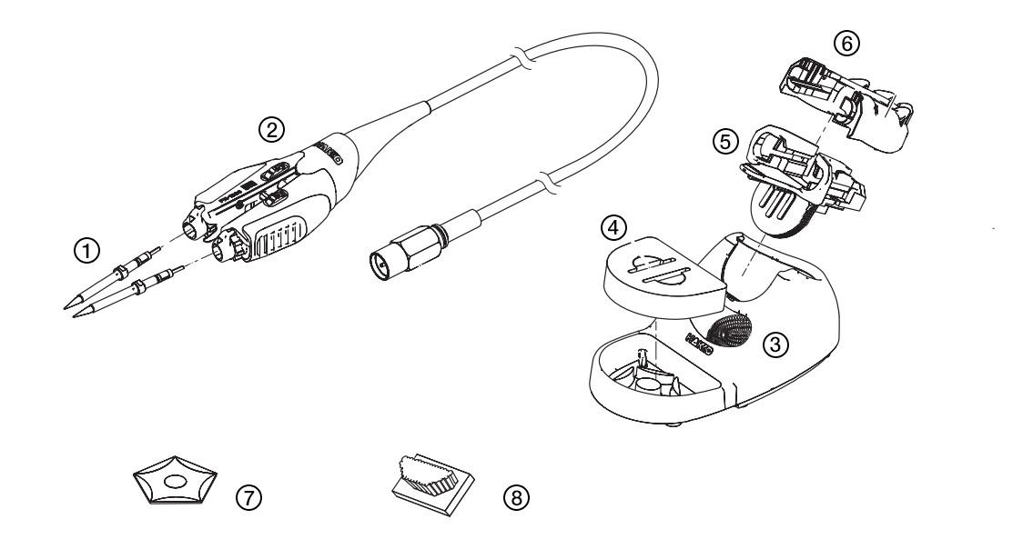 FM1003 - Replacement Parts