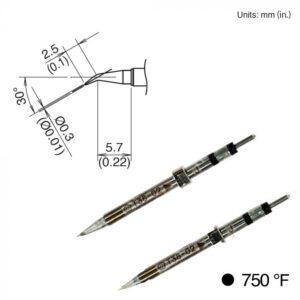 T38-02J Micro Tweezer Tips