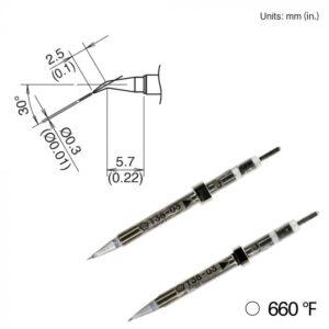T38-03J Micro Tweezer Tips