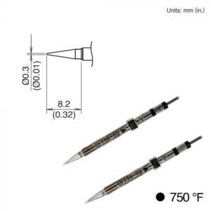 T38-02I Micro Tweezer Tips